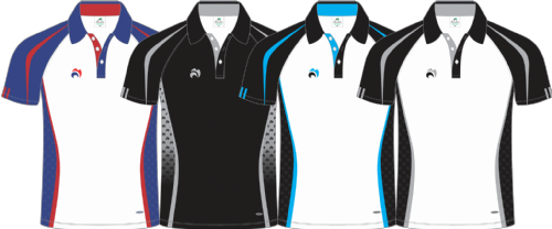 Henselite Signature Sublimated Unisex Polo Shirts